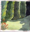 Painting by Rachel Murphree